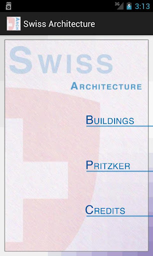 Swiss Architecture
