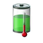 Battery Widget & thermometer