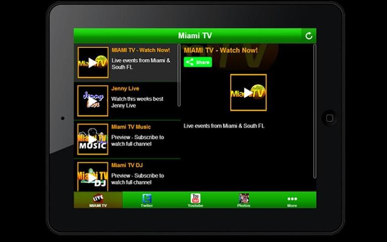 Screenshots for Miami TV