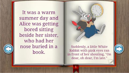 玩漫畫App Alice In Wonderland免費 APP試玩