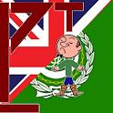 English Arabic Hangman icon