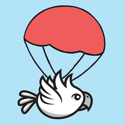 ParrotChute - Skydiving Bird LOGO-APP點子