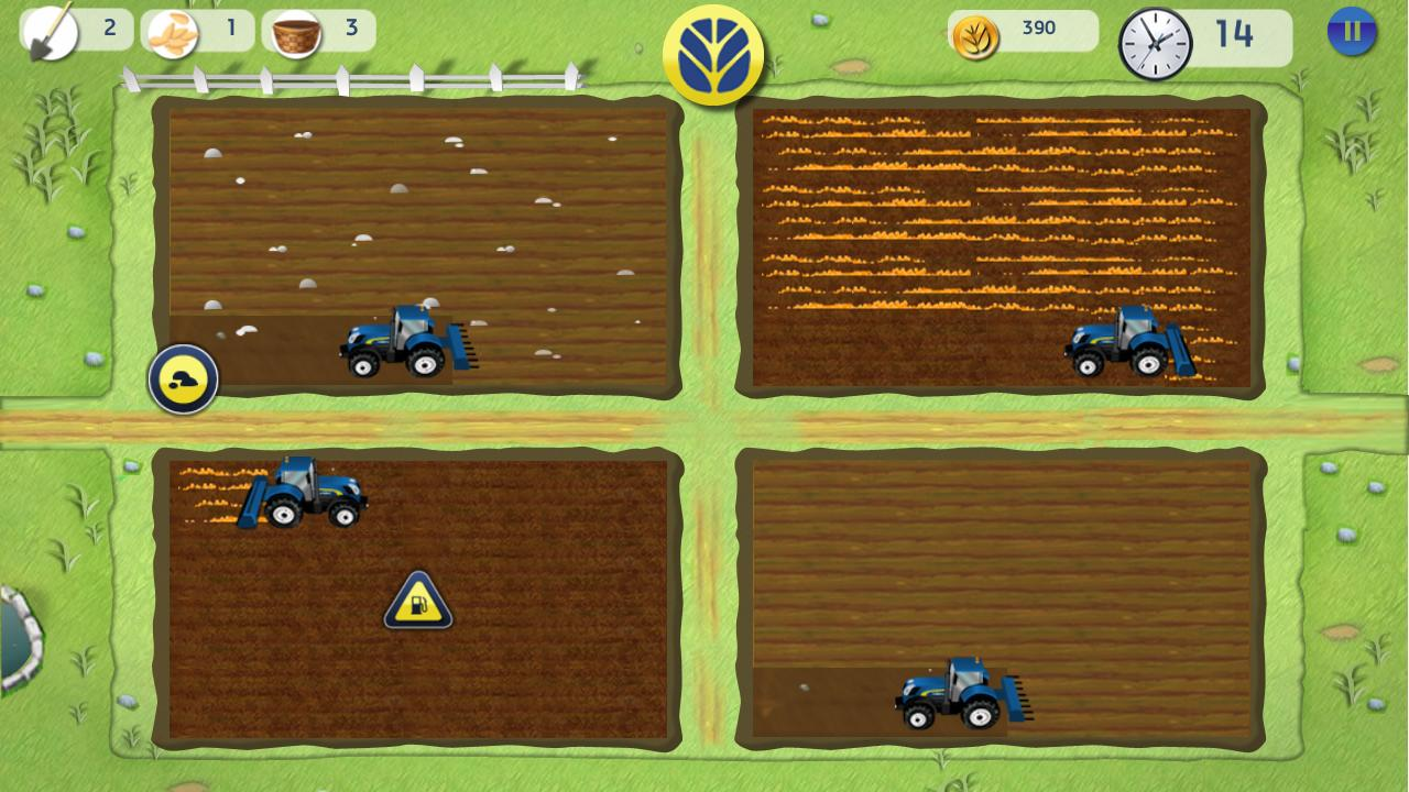 FarmGenius - screenshot