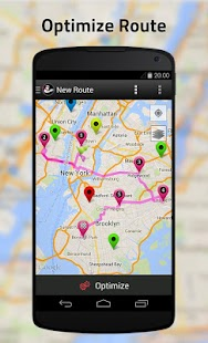 Road Warrior Route Planner - screenshot thumbnail