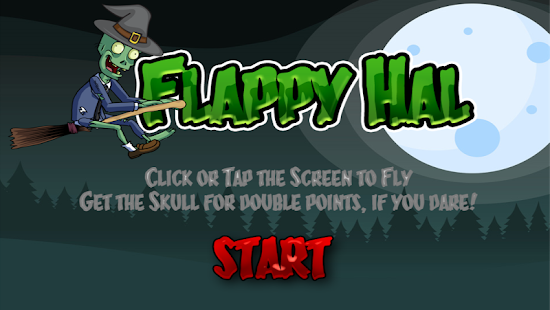 Hovering Hal - A Zombie Flyer- screenshot thumbnail