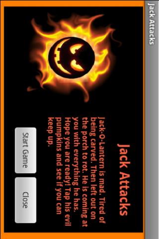 Jack Attacks - Halloween Free