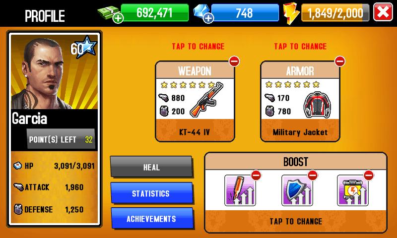Gangstar City screenshot #13