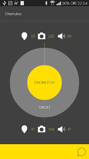 Chomutov - audio tour