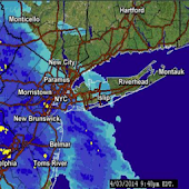 New York City Weather Radar