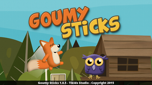 Goumy Sticks