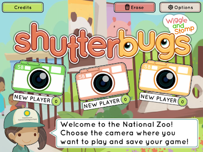 Shutterbugs: Wiggle & Stomp- screenshot thumbnail