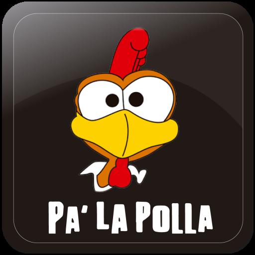 Pa' la polla LOGO-APP點子