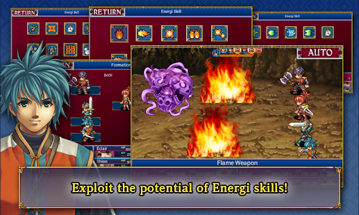 RPG Alphadia- screenshot thumbnail
