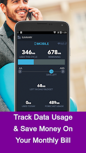 My Data Manager - Data Usage: miniatuur van screenshot