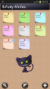 Sticky Notes ! - screenshot thumbnail