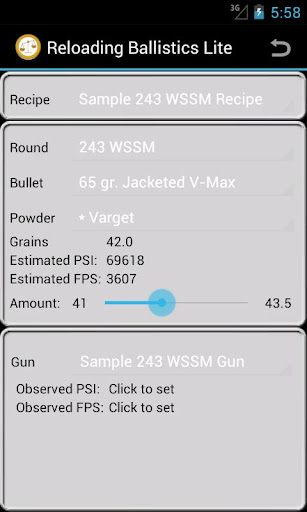 243 Winchester SSM Ballistics