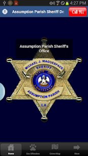 Assumption Parish Sheriff- screenshot thumbnail