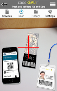 codeREADr: B2B Barcode Scanner- screenshot thumbnail