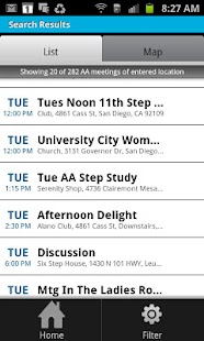 Meeting Finder - screenshot thumbnail