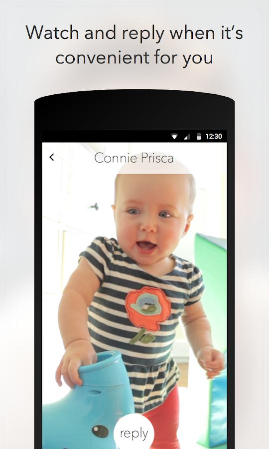 Blab Video Messenger by Bebo - screenshot