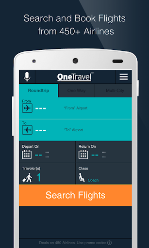 OneTravel Flight Deals