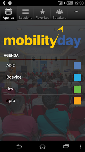 Mobility Day 2014