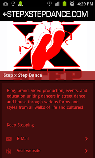 玩免費音樂APP|下載Step x Step Mobile app不用錢|硬是要APP