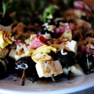 Rosemary Mozzarella Skewers Recipe