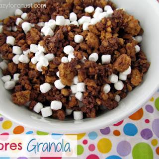 S'mores Granola.