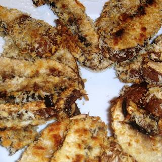 Portabello Sticks Recipe