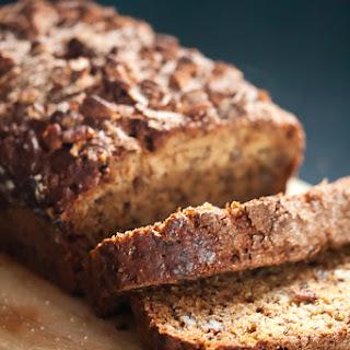 Toffee-Cinnamon Banana Bread