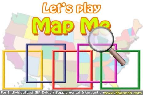 Map Me - Free Autism Series