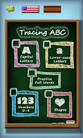 Tracing ABC Letter Worksheets Screenshot 5