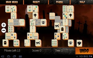 Screenshot of Mahjong Forever (Free) 5 Stars