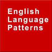 English Language Patterns