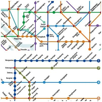 【免費旅遊App】Seoul Metro Map-APP點子