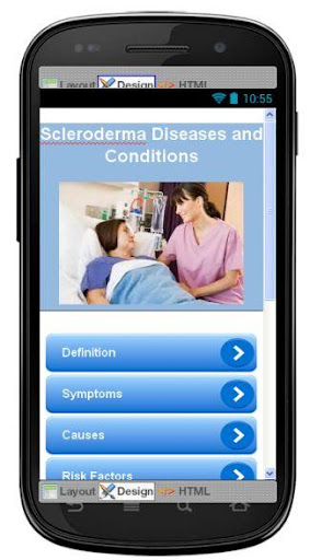 Scleroderma Disease Symptoms