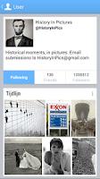 Screenshot of TweetPixx