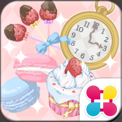 个人化のSweet Lolita for[+]HOMEきせかえテーマ LOGO-記事Game
