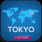 東京指南,酒店,天氣,事件,地圖,古蹟 icon