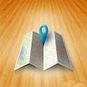 虚拟位置 icon