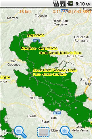 Natural Parks of Italy