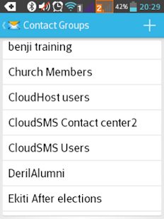 CloudSMS- screenshot thumbnail