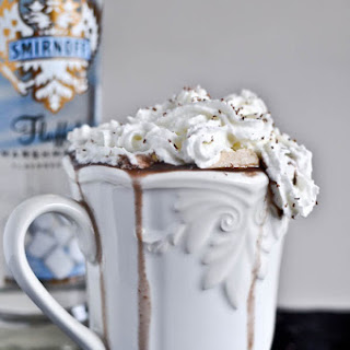 Grown Up Hot Chocolate.