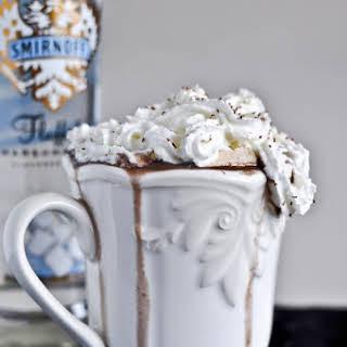 Grown Up Hot Chocolate.