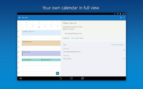 Microsoft Outlook v1.2.2