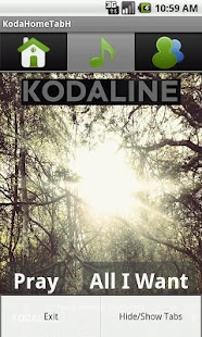Kodaline- screenshot thumbnail