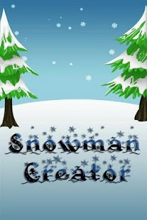 Snowman Creator - screenshot thumbnail