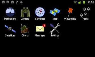 Screenshot of GPS Essentials Donation Plugin