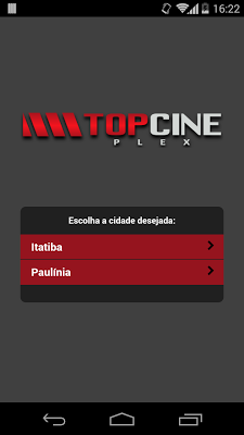 Top Cineplex - screenshot